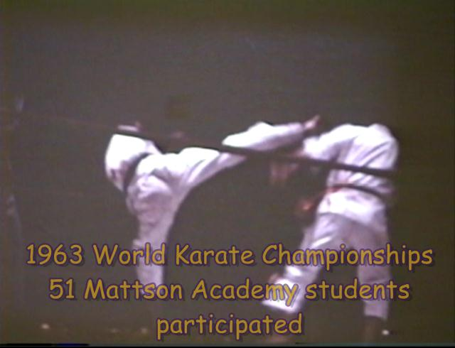 1963 World Karate Championship