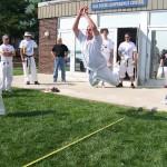 Firedragon long jump