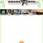Deadly Arts DVD