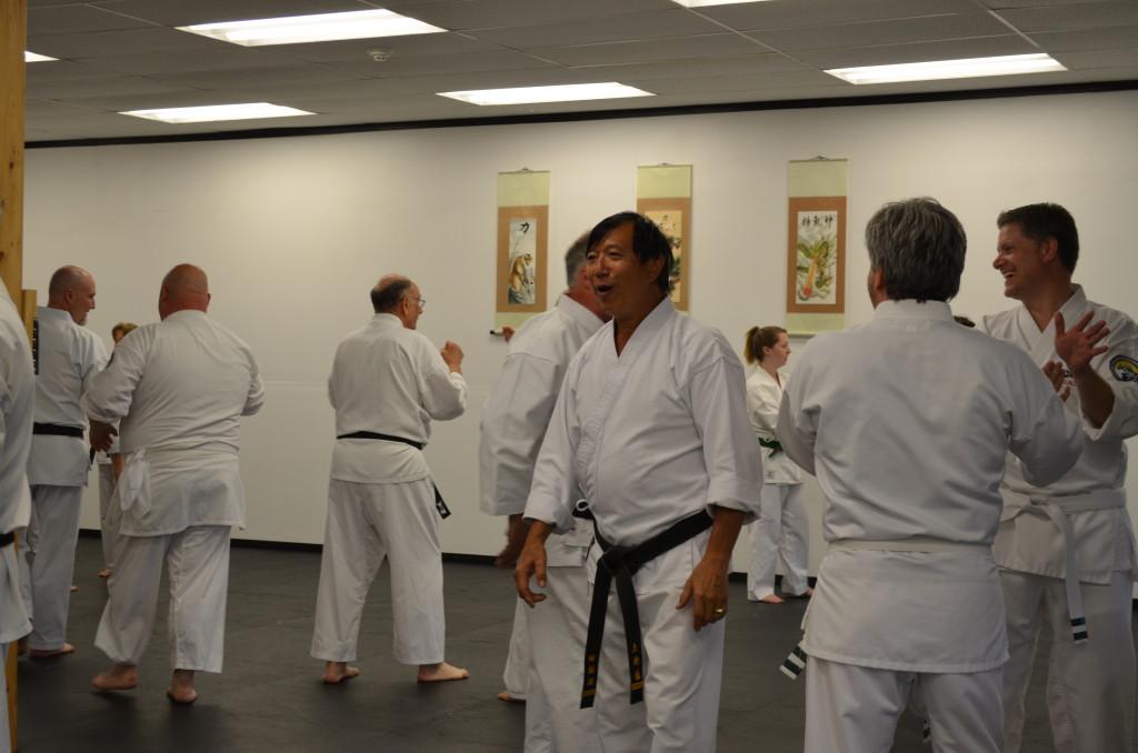 June 8th Seminar W.M.K. Dojo